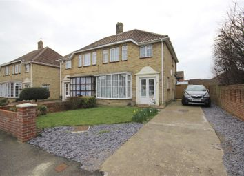 Thumbnail 3 bedroom end terrace house for sale in Mark Close, Portsmouth