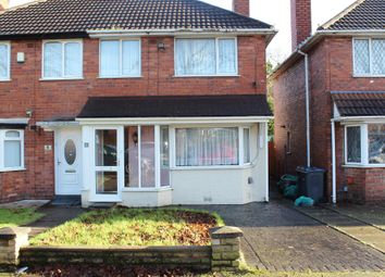 Thumbnail 3 bed semi-detached house for sale in Haddon Road, Great Barr, Birmingham