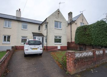 Thumbnail 3 bedroom semi-detached house for sale in Overdale Road, Nottingham