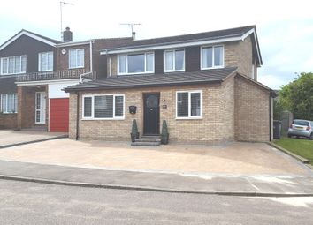 Thumbnail 5 bed detached house for sale in Monks Walk, Buntingford