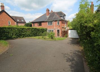 Thumbnail 4 bed semi-detached house for sale in Swan Street, Alvechurch, Birmingham