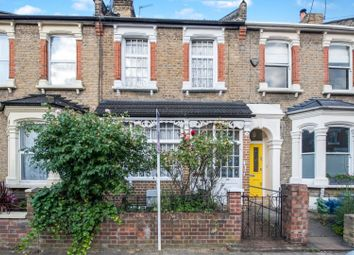 Thumbnail 4 bed terraced house for sale in Roding Road, London