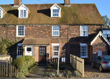 Thumbnail 3 bed terraced house for sale in Goudhurst Road, Marden, Tonbridge