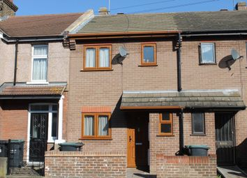 Thumbnail 2 bedroom terraced house for sale in Glebe Road, Northfleet, Gravesend