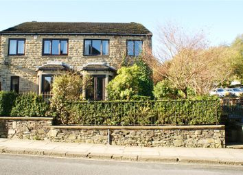 Thumbnail 3 bed semi-detached house for sale in Spinners Way, Haworth, Keighley, West Yorkshire