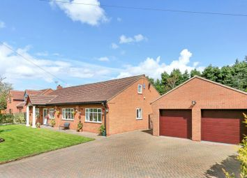 Thumbnail 4 bed detached bungalow for sale in Eakring Road, Bilsthorpe, Newark