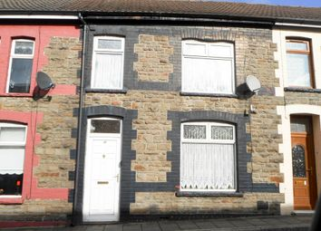 Thumbnail 3 bedroom terraced house for sale in Danygraig Terrace, Porth