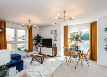 Thumbnail 2 bedroom flat for sale in Warmington Mews, Pine Grove, Crowborough, East Sussex