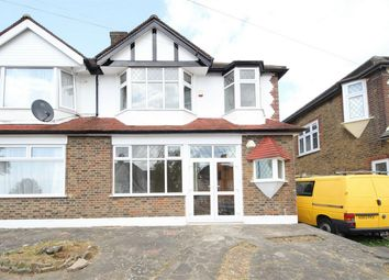 Thumbnail 3 bed semi-detached house to rent in Cecil Road, London
