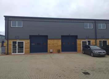 Thumbnail Warehouse to let in Unit L44, Glenmore Business Park, Chichester By Pass, Chichester, West Sussex