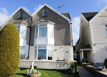 Thumbnail 4 bed semi-detached house for sale in Caeracca Villas, Pant, Merthyr Tydfil