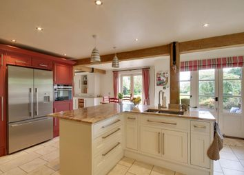 Thumbnail 5 bed detached house for sale in Lindsell, Dunmow