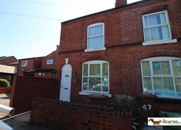 Thumbnail 3 bed end terrace house for sale in Eldon Street, Walsall