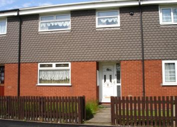 Thumbnail 2 bed terraced house for sale in Austen Walk, West Bromwich, West Midlands