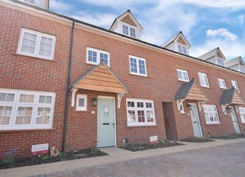 Thumbnail 4 bedroom town house to rent in Bertone Road, Barton Seagrave, Kettering
