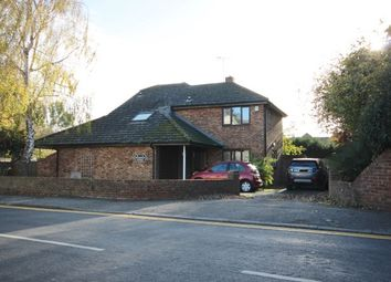 Thumbnail 4 bed detached house to rent in North Road, Sheerness