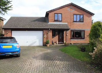 Thumbnail 4 bed detached house for sale in Smith Close, Grimsargh, Preston