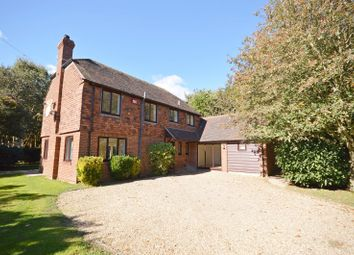 Thumbnail 4 bed detached house to rent in Marsh Farm Cottage Green Lane, Runcton