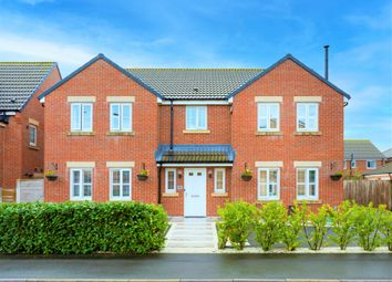 Thumbnail 5 bed detached house for sale in Binchester Court, Ingleby Barwick, Stockton-On-Tees