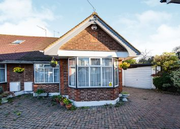 Thumbnail 2 bed semi-detached bungalow for sale in Castle Close, Bushey