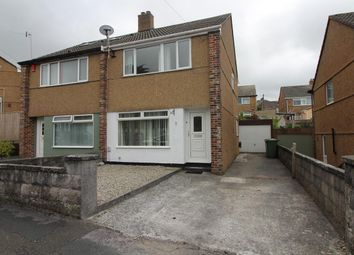 Thumbnail 3 bed semi-detached house for sale in Dolphin Square, Plymstock, Plymouth