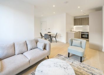 Thumbnail 1 bedroom flat to rent in The Avenue, Brondesbury Park