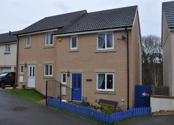Thumbnail 3 bed semi-detached house for sale in Chapel Park Close, Bideford