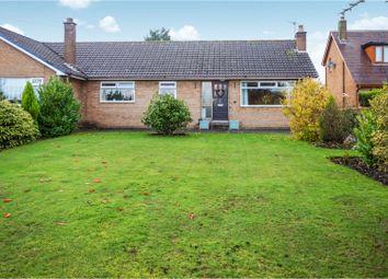 Thumbnail 3 bed semi-detached bungalow for sale in Carr Close, Poulton-Le-Fylde