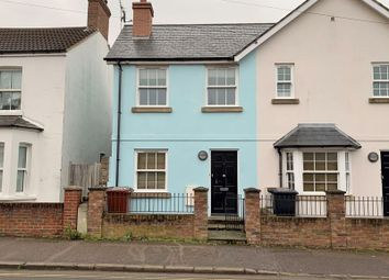 Thumbnail 2 bedroom terraced house for sale in Adelaide Road, Chichester