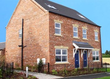 Thumbnail 3 bed semi-detached house for sale in Plot 238, The Ancholme, Falkland Way, Barton-Upon-Humber, North Lincolnshire