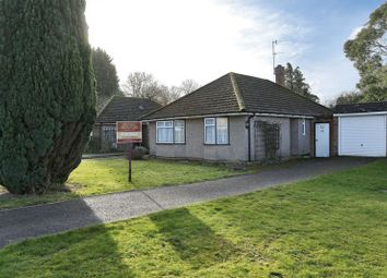 Thumbnail 3 bedroom detached bungalow for sale in Kings Mead, Horley, Surrey