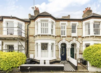 Thumbnail 3 bed flat for sale in Marmion Road, London