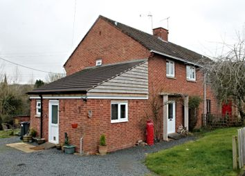 Thumbnail 3 bed semi-detached house for sale in Suffolk Lane, Abberley, Worcester