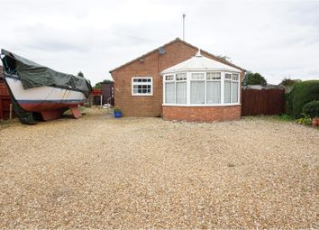 Thumbnail 2 bedroom detached bungalow for sale in Weasenham Lane, Wisbech