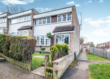 Thumbnail 3 bed end terrace house for sale in Coverdale, Hemel Hempstead
