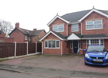 Thumbnail 1 bed flat to rent in Orchard House, Orchard Street, Willaston, Nantwich