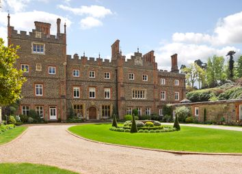 Thumbnail 3 bed flat for sale in Albury Park Mansion, New Road, Albury, Surrey