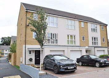 Thumbnail 3 bed town house for sale in Rowan Drive, Lyde Green, Bristol
