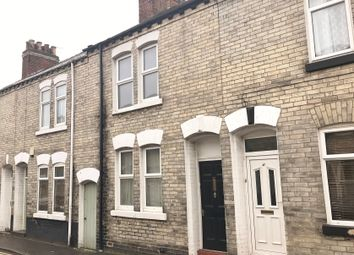 Thumbnail 2 bed terraced house for sale in Moss Street, York