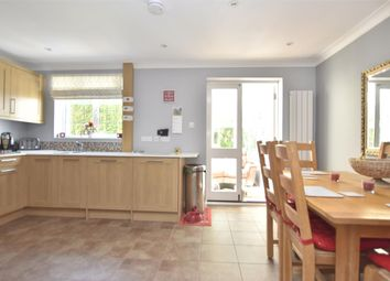 Thumbnail 3 bed detached house for sale in Saxon Road, Worth, Crawley, West Sussex