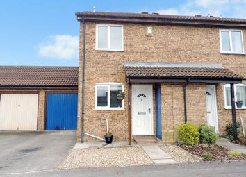 Thumbnail 2 bedroom end terrace house for sale in Park Farm Court, Longwell Green, Bristol
