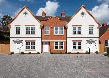 Kings Mews, Kingsway, Gerrards Cross, Bucks SL9. 4 bed end terrace house for sale