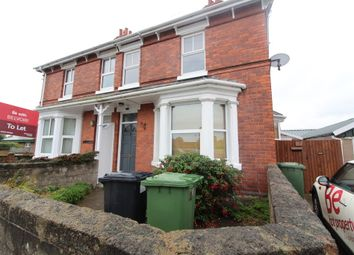 Thumbnail 1 bed flat to rent in Kyrle Street, Hereford