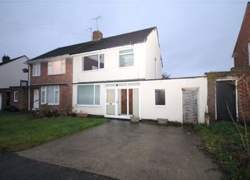 Thumbnail 3 bed semi-detached house for sale in Runcorn Avenue, Stockton-On-Tees