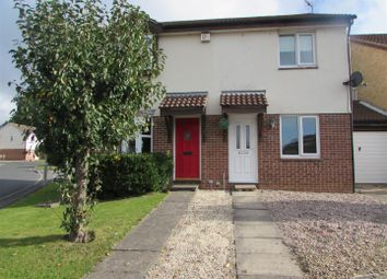 Thumbnail 2 bedroom semi-detached house for sale in Meadow Court, Narborough, Leicester