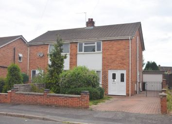 Thumbnail 3 bed property for sale in Tennyson Close, Measham