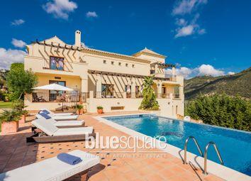 Thumbnail 6 bed property for sale in Benahavis, Andalucia, 29600, Spain