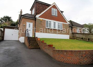 Thumbnail 4 bedroom detached house to rent in Penland Road, Haywards Heath