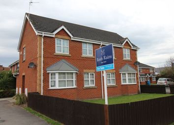 Thumbnail 2 bed flat for sale in Brooklands Park, Widnes