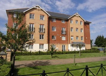 Thumbnail 3 bed flat to rent in Seager Drive, Windsor Quay, Cardiff, Cardiff